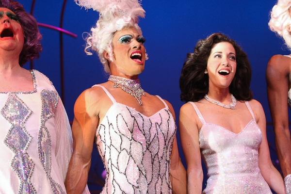 Photo Coverage: LA CAGE AUX FOLLES Takes Final Bow on Broadway