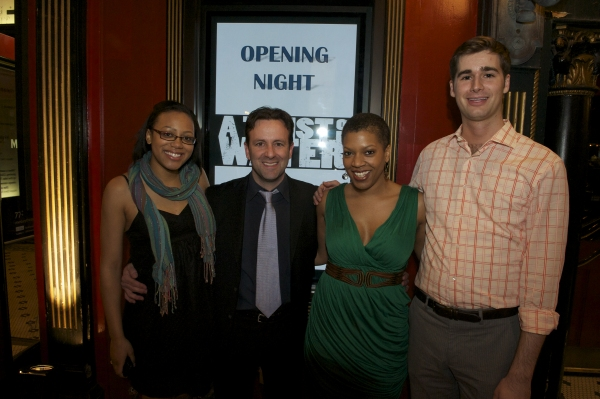 Photo Flash: Chicago's Mercury Theatre Reopens With A TWIST OF WATER!