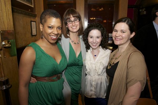 Lili-Anne Brown, Caitlin Montanye Parrish, Blair Robertson, Sarah Kinsey