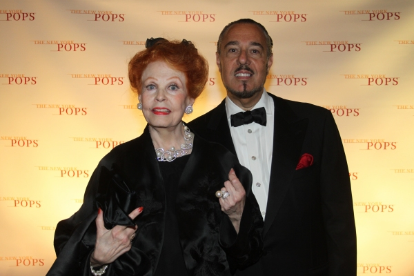 Arlene Dahl and Marc Rosen