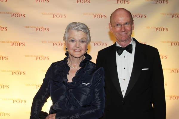 Angela Lansbury and Robert Callely