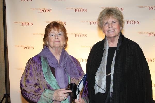 Nancy Malone and Linda Hope