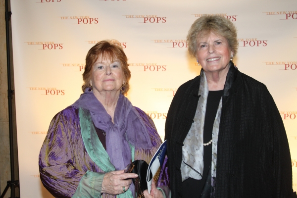 Photo Coverage: Lansbury, O'Hara & More Celebrate Bob Hope with the NY Pops