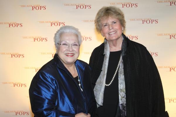 Marilyn Horne and Linda Hope