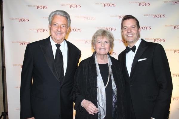Michael Roth, Linda Hope and Steven Reineke Photo
