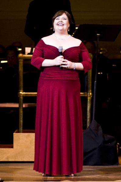 Jamie Barton at NY Pops & Broadway's Best Celebrate Hope