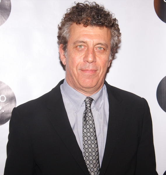 Eric Bogosian at Soho Rep Honors Marian Seldes