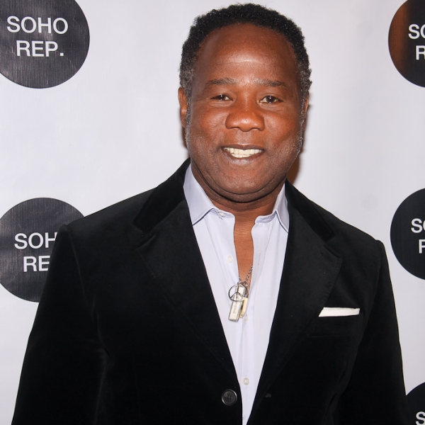 Isiah Whitlock Jr. at Soho Rep Honors Marian Seldes