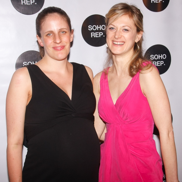 Sarah Benson and Marin Ireland