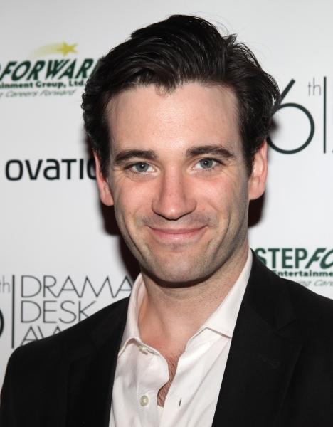 Photo Coverage: Drama Desk Nominee Reception - The Men
