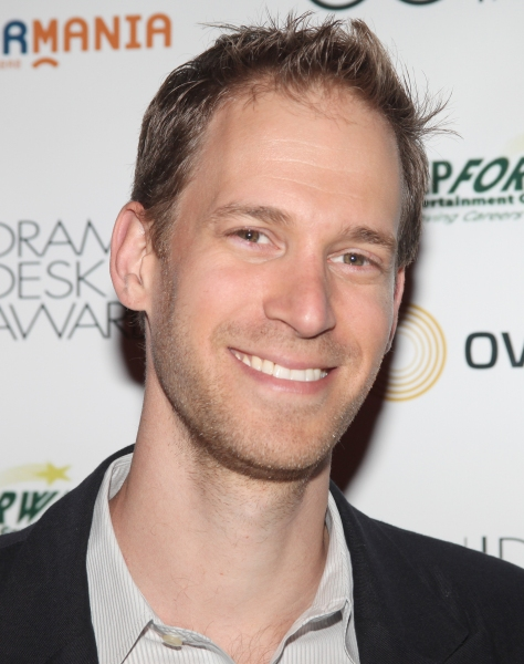 David Korins attending the 56th Annual Drama Desk Award Nominees Reception at Bombay Palace in New York City. at Drama Desk Nominee Reception - The Men