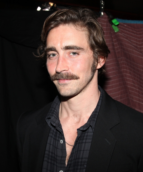 Lee Pace attending the 56th Annual Drama Desk Award Nominees Reception at Bombay Palace in New York City. at Drama Desk Nominee Reception - The Men