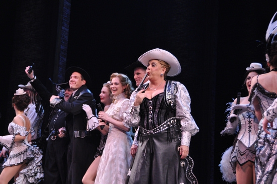 Photo Coverage: CURTAINS Opens at Paper Mill Playhouse