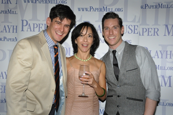 Patrick O'Neill, Joann M. Hunter and Ian Liberto