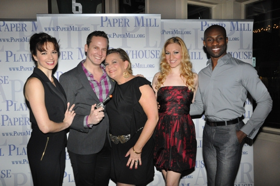 Photos: Paper Mill Celebrates CURTAIN's Opening Night Party