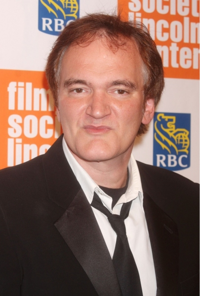 Quentin Tarantino at Film Society of Lincoln Center Honors Sidney Poitier