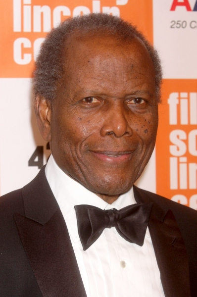 Photo Coverage: Film Society of Lincoln Center Honors Sidney Poitier