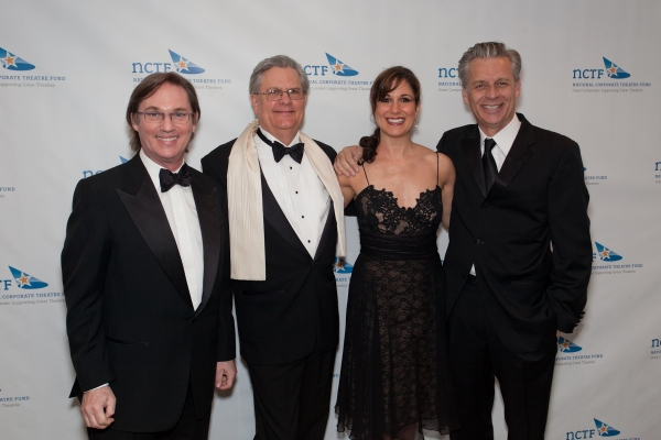 Photo Coverage: National Corporate Theatre Fund Honors Joel Grey