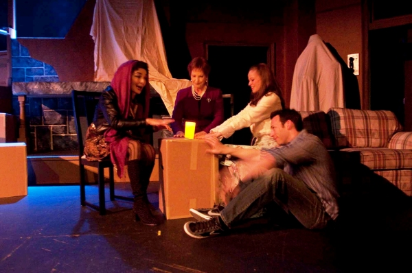 Photo Flash: Bickford Theatre's I HATE HAMLET
