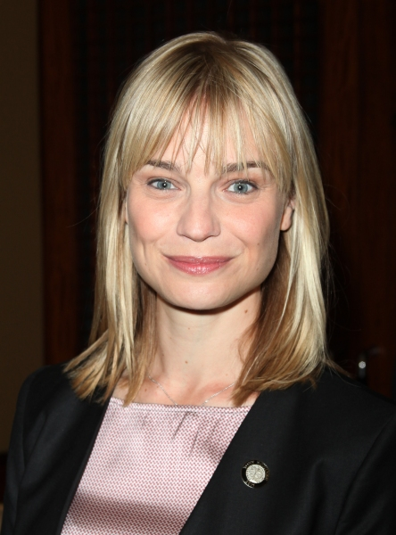 Hannah Yelland attending the 65th Annual Tony Awards Meet The Nominees Press Reception at the Millennium Hotel in New York City.