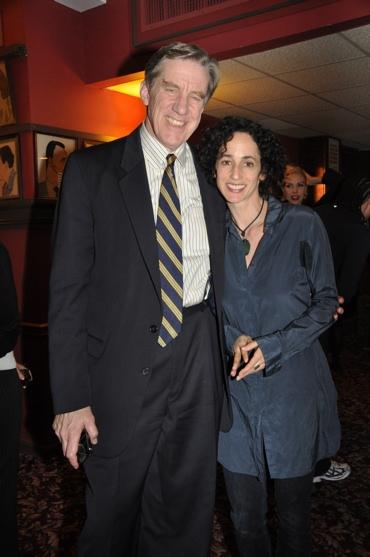Nick Wyman and Nina Goldman