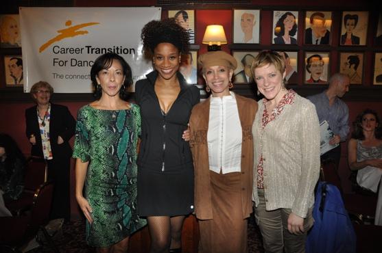 Host Committee-Joann M. Hunter, Judine Somerville, Mercedes Ellington and Mary Macleod