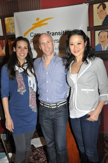 Nova Bergeron, Christopher Caballero and Sae La Chin