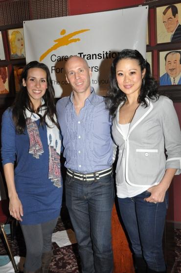 Nova Bergeron, Christopher Caballero and Sae La Chin Photo