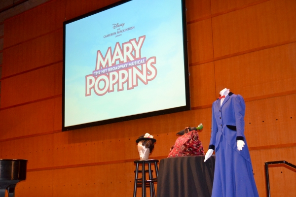 Photo Coverage: Richard Sherman Offers Behind-The-Scenes of MARY POPPINS