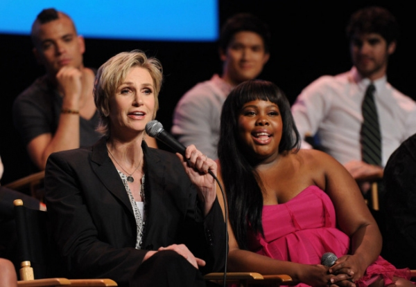 Photo Flash: GLEE Academy Screening and Q&A!