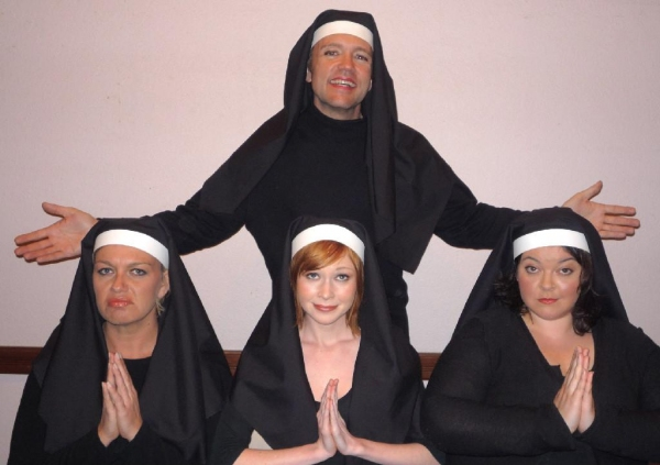 The sisters of The Divine Sister