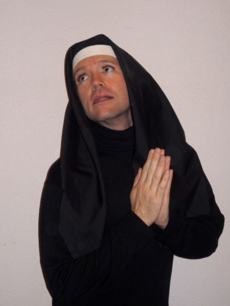 Todd Black as Mother Superior