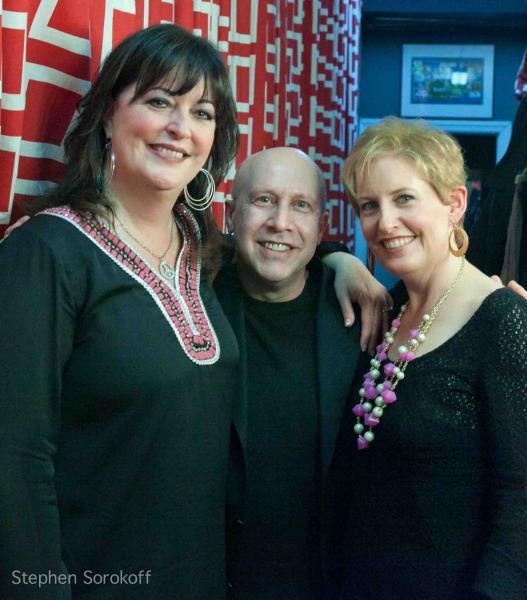 Photos: The Callaway Sisters in BOOM! at Birdland