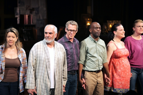 Photo Coverage: THE INTELLIGENT HOMOSEXUAL'S GUIDE... Curtain Call
