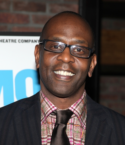 K. Todd Freeman attending 'The Intelligent Homosexual's Guide' Opening Night After Party in New York City.  at THE INTELLIGENT HOMOSEXUAL'S GUIDE... Opening Party