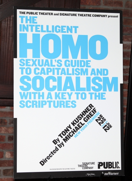 Photo Coverage: THE INTELLIGENT HOMOSEXUAL'S GUIDE... Opening Party