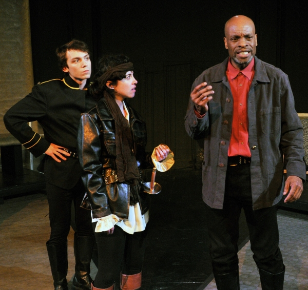 Photo Flash: Frog and Peach Theater Presents TWELFTH NIGHT