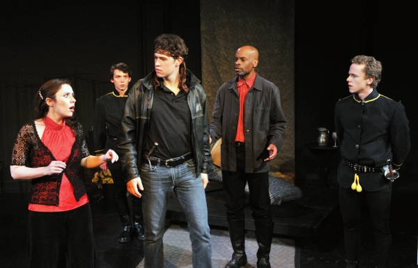 Amy Frances Quint, Monty Nummi, Mark Sage Hamilton, and Peter Forde