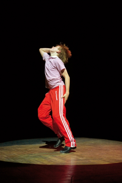 Photo Flash: Ryan Collinson Joins BILLY ELLIOT at the Victoria Palace Theatre