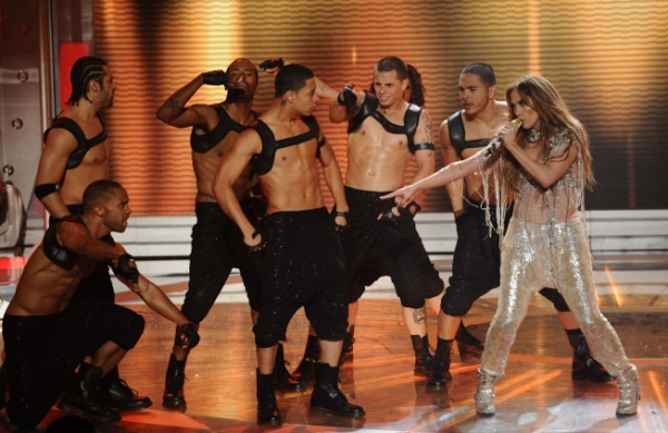 Photo Flash: Jacob Lusk Leaves AMERICAN IDOL