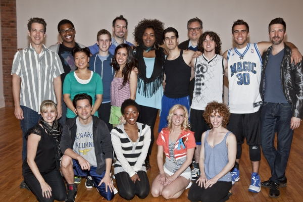 Photo Coverage: Meet the Cast of Transport Group's LYSISTRATA JONES!