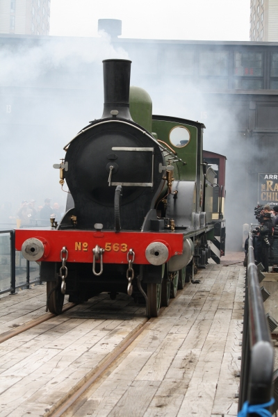 Photo Coverage: North American Debut of The Railway Children