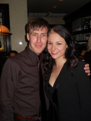 Adam Fitzgerald and Lori Prince