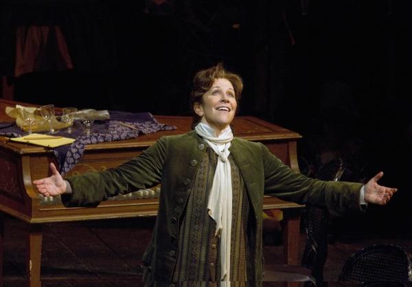Joyce DiDonato as the Composer