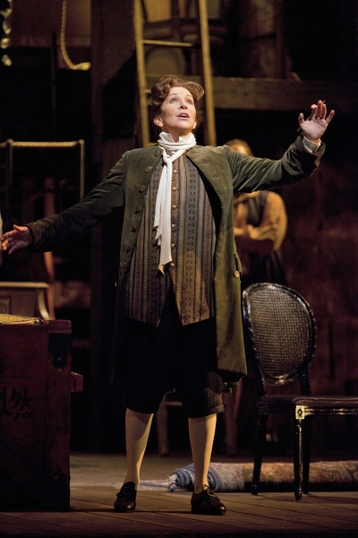 Joyce DiDonato as the Composer