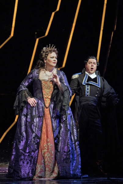 Photo Flash: Metropolitan Opera's ARIADNE AUF NAXOS