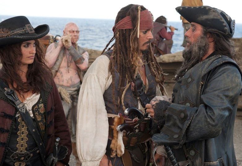 The El Capitan Theatre Presents 'Pirates of the Caribbean: On Stanger Tides'