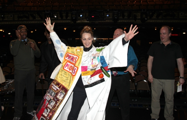 Photo Coverage: THE PEOPLE IN THE PICTURE Gypsy Robe Ceremony