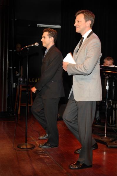 John Michael Coppola and Jim Caruso
