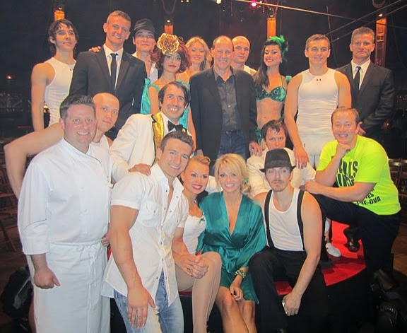Photo Flash: Bridget Marquardt, Frank Mir, et al. Visit ABSINTHE